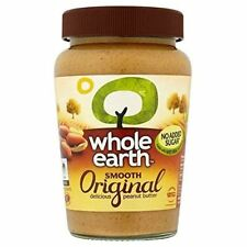 Whole Earth Smooth Peanut Butter 454g