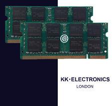 2GIG 2x1GB 2GB RAM Memory DELL LATITUDE D410 D510 D610