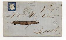ANTICHI STATI 1862 SARDEGNA FRANCOBOLLO DA 20C. VERCELLI 17/1 D06960