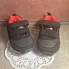 Garanimals black sneakers tennis shoes size 3