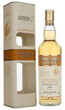 1 BOTTLE WHISKY  dalmore 1999   - Connoisseurs Choice Gordon & Macphail 0,70 46%