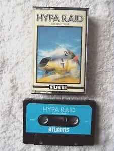 40215 Hypa Raid - Sinclair Spectrum 48K (1985) AT 321
