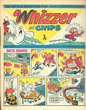 WHIZZER AND CHIPS - DEC 1976 - RARE EDITION FROM THE GOLDEN AGE OF COMICS [R]