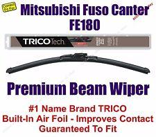 Wiper Blade (Qty 1 Premium - fits 2012-2014 Mitsubishi Fuso Canter FE180 - 19200