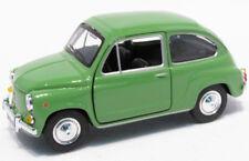CARARAMA 4-51205 Fiat 600D Green 1/43 New Boxd