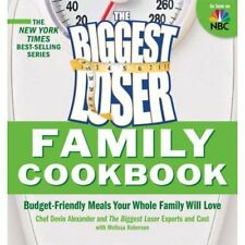 B005JR8X1W The Biggest Loser Family Cookbook Budget-Friendly Meals Your Whole F