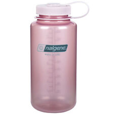 Nalgene Tritan Wide Mouth Water Bottle - 32 oz. - Fire Pink/Pink