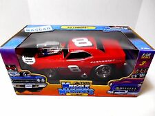 2005 Action Muscle Machines  '1969  Chevrolet Camaro - .# 8  Dale Earnhar'  1/18