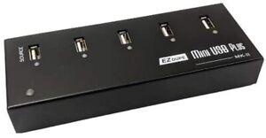 EZ Dupe 1:4 Portable USB Duplicator 2.5GB/Min - Standalone Flash Drive Copier