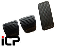 Clutch, Brake & Throttle Pedal Rubber Set Fits: Toyota Supra JZA80 RZ GZ 2JZ-GTE