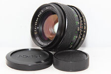 PORST COLOR REFLEX 55mm 1,4 MC Obiettivo a VITE M42 TOMIOKA STYLE |REVISIONATO|