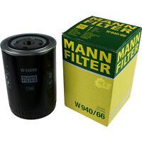 Original MANN-FILTER Ölfilter Oelfilter W 940/66 Oil Filter