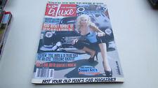 CAR KULTURE DELUXE MAGAZINE Rat Rods back issue - #26 FEBRUARY 2008