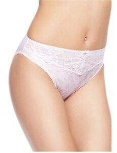 Marks & Spencer  White Embroidered Lace Shorts Style Knickers