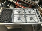 """46"""" Dacor Stainless Gas Cooktop, 4+ grill, in los angeles photo"""