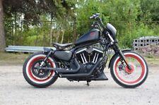 Harley-Davidson Sportster 883 Bobber Cafe Racer Old school 2010 Heckumabu
