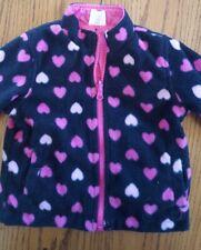27580c8efd29 Faded Glory Fleece Coats (Newborn-5T) for Girls