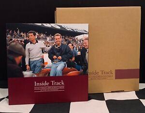 PHIL HILL INSIDE TRACK FERRARI AMERICAN WORLD CHAMPION BOOKSHOP EDITION F1 GP