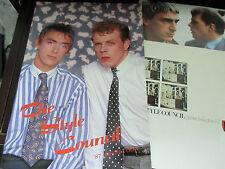 Style Council 1987 Japan Tour Book Concert Program The Jam Paul Weller MOD