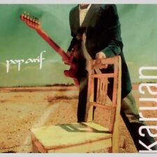 Karunan: Pop Arif  - CD 2009  Electronic, Dance, TripHop, Future Jazz, Downtempo
