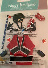 Jolee's Boutique Ice Hockey Stickers - Hockey Dimensional Stickers - New In Pack