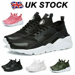 Mens Womens Running Trainers Gym Sports Shoes Casual Lightweight Sneakers Size