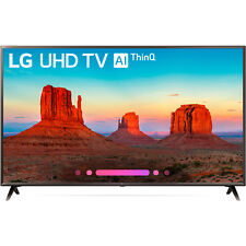 "LG 65UK6300 65"" UK6300 Class 4K HDR Smart LED AI UHD TV w/ThinQ (2018 Model)"