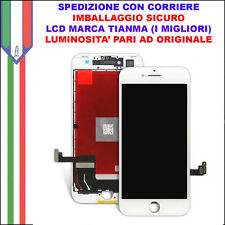 Schermo Display LCD Touch Apple Iphone 7 BIANCO Originale A1660 A1778 A1779 4,7
