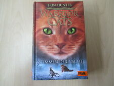 Hunter - WARRIOR CATS - Zeichen der Sterne - STIMMEN DER NACHT - St. 4 Bd. 2 HC