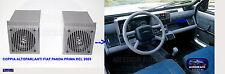 Cp. Altoparlanti Casse 80W. Stereo per Fiat Panda prima del 2003 Colore Grigio
