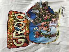 VINTAGE  1990's  Marvel Comics T Shirt GROO  Large