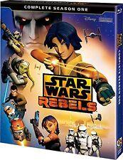 STAR WARS REBELS: SEASON 1 COMPLETE SET-JAPAN 2 Blu-ray W63 zd