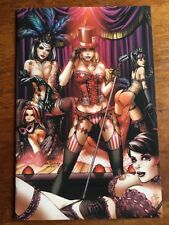 GFT: RETURN TO WONDERLAND #1 NM+ GOTHIC PUSSY CATS VIRGIN (JAY COMPANY) EBAS