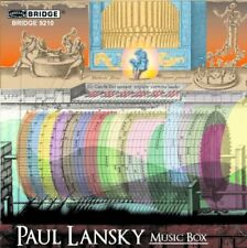 Paul Lansky - Music Box [CD]