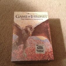 Game Of Thrones - The Complete Series Seasons 1 2 3 4 5 & 6 DVD Box Set New 1-6