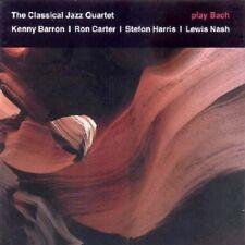 Classical Jazz Quartet - Play Bach [New CD]