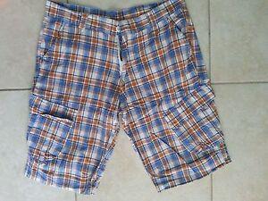 lotto 533 short pantaloncini pantalone bermuda uomo Tg.52