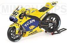 MINICHAMPS 122 063046 YAMAHA YZR-M1 TEAM 1st issue bike Rossi MotoGP 2006 1:12th