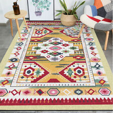 Oriental Geometric Colored Area Rugs Carpet Floor Door Mat Living Room Bedoom