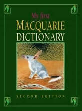 My First Macquarie Dictionary by Macquarie (Paperback, 1997)