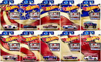 HOT WHEELS 2020 STARS & STRIPES SERIES COMPLETE SET OF 10 CAR WALMART EXCLUSIVE