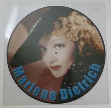 Marlene Dietrich    PICTURE DISC VINYL LP