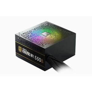 GAMDIAS KRATOS M1-550B BROWN BOX 550W 80 PLUS Bronze ATX12V v2.2 Power Supply,