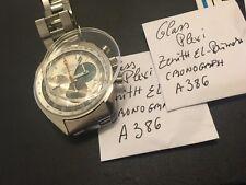 Plexi Glass Zenith El Primero Chronograph mod: A386 best price