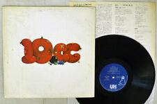 10CC SAME UK SLC-525 Japan VINYL LP