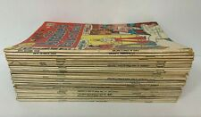 Lot of 39 comics ARCHIE'S PALS' N' GALS, mid to high mid grade, #52-122