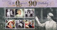 GB Presentation Pack 525 2016 HM THE QUEEN'S 90TH BIRTHDAY