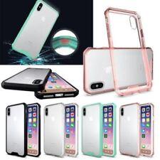 Étuis, housses et coques transparents simples Pour iPhone X pour téléphone mobile et assistant personnel (PDA)