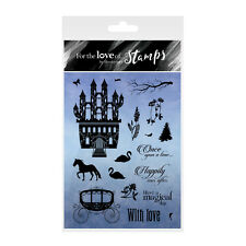 ONCE UPON A TIME - Twilight Kingdom - Clear Stamp Set - Hunkydory