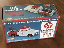 Matchbox Chevrolet 3100 1955 TEXACO Olympic Commémoration 1/43 With Box